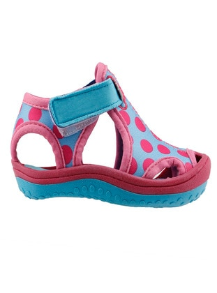 Turquoise - Girls` Sandals - Ayakland