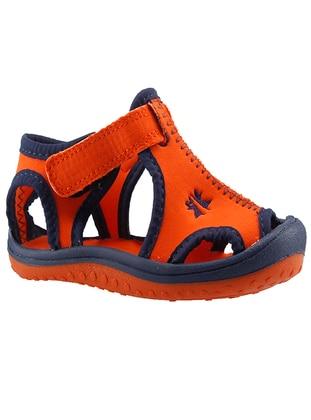 Orange - Boys` Shoes