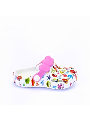 Multi - Girls` Slippers - Esem
