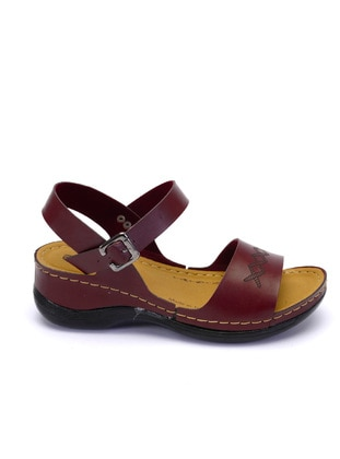 Maroon - Slippers