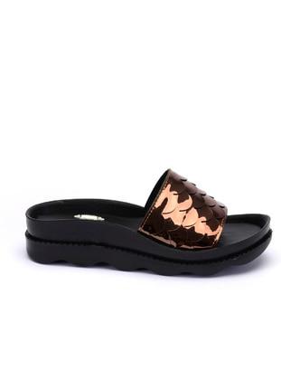 Bronze - Slippers