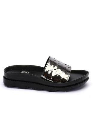 Gray - Slippers