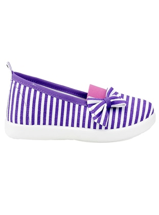Purple - Girls` Shoes