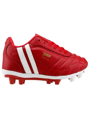 Red - Boys` Shoes