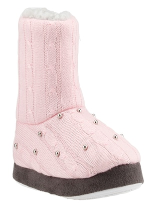 Pink - House Booties - Polaris