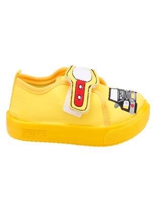 Yellow - Boys` Slippers