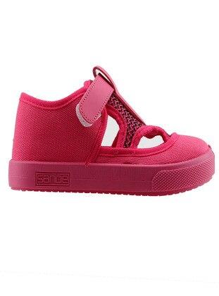 Fuchsia - Girls` Sandals - Sanbe