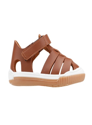 Brown - Boys` Sandals