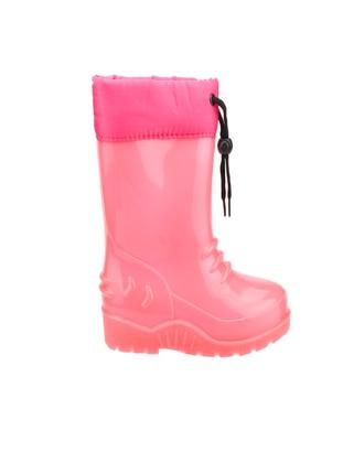 Fuchsia - Boots