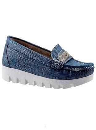 Blue - Girls` Shoes