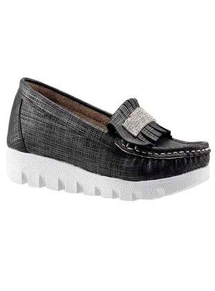 Black - Girls` Shoes