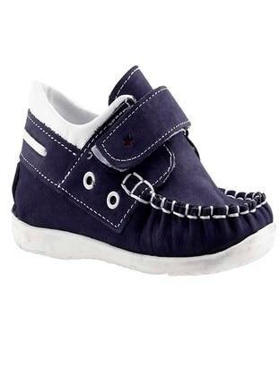 Navy Blue - Boys` Shoes