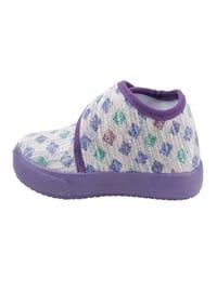 Purple - Girls` Slippers