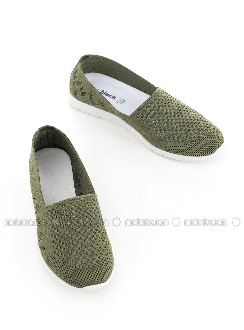 Khaki - Sports Shoes