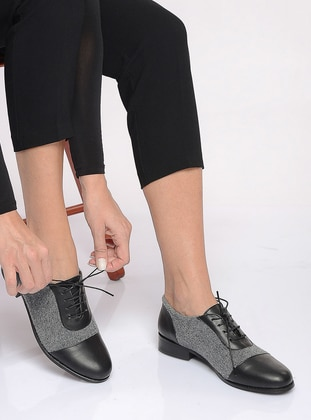 Gray - Black - Casual - Shoes