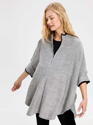 Gray - Maternity Vest - LC WAIKIKI