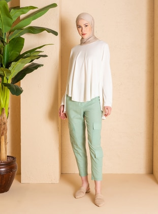 Green Almond - Pants