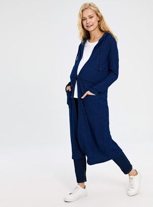 Navy Blue - Maternity Vest - LC WAIKIKI