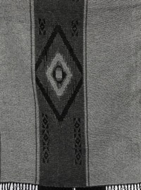 Gray - Poncho