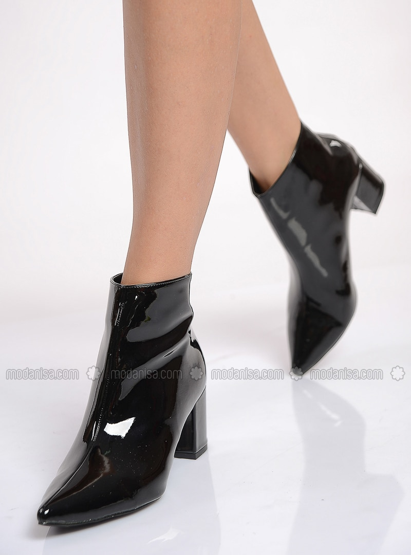 Black - Boot - Boots