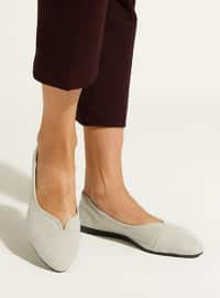 Mink - Flat - Flat Shoes - Artshoes