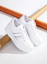 White - Sport - White - Sport - Sports Shoes