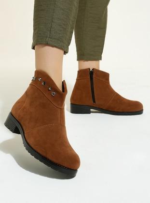 Tan - Boot - Boots - Snox