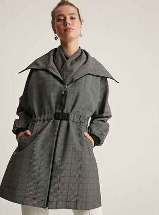 Black -  - Puffer Jackets