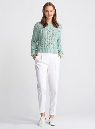 Mint - Knitwear