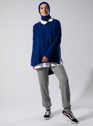 Saxe - Polo neck - Acrylic -  - Tunic