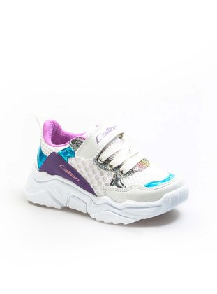 White - Turquoise - Sport - Boys` Shoes - Fast Step