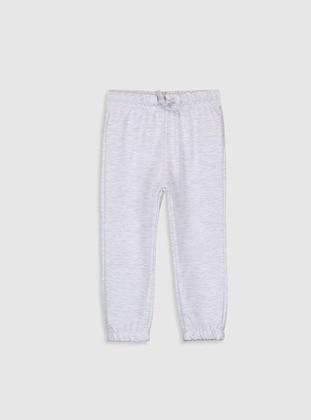 Gray - Baby Sweatpants