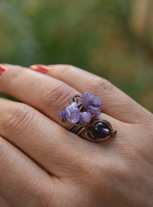 Purple - Ring
