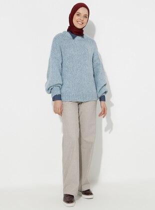 Stone - Linen - Pants
