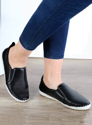 Black - Casual - Sports Shoes