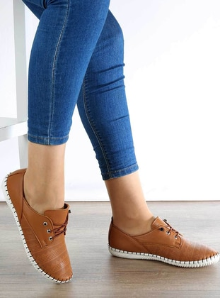 Tan - Casual - Sports Shoes
