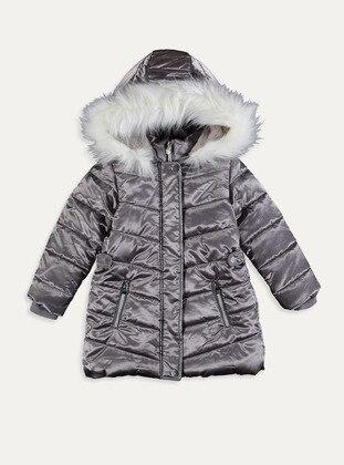 Lilac - Girls` Coat