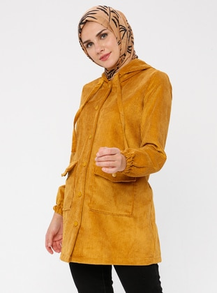 Mustard - Unlined -  - Jacket