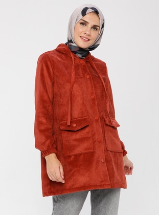 Terra Cotta - Unlined -  - Jacket