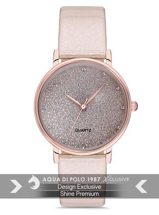 Beige - Watch - Aqua Di Polo 1987