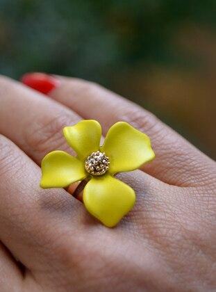 Yellow - Ring