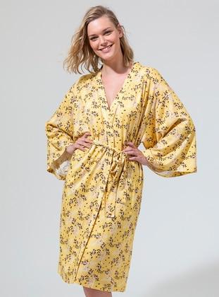 Yellow - Morning Robe