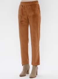 Khaki - Mink - Unlined - Suit