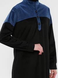 Indigo - Black - Unlined - Suit