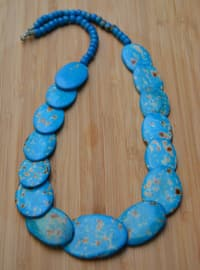 Turquoise - Necklace