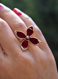 Maroon - Ring
