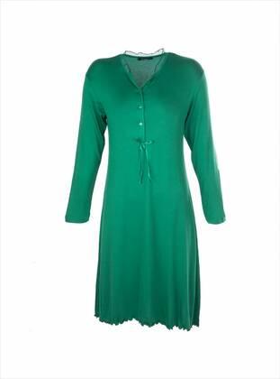 Green - Nightdress
