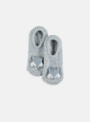 Gray - Socks