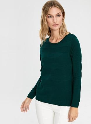 Green - Jumper