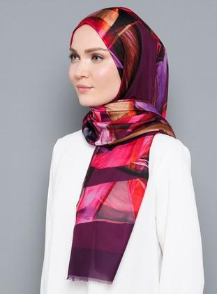 Multi - Printed - Shawl